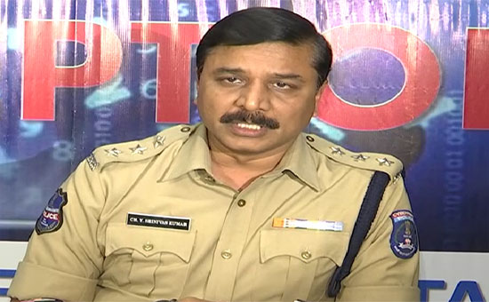 raviprakash-tricks-on-police