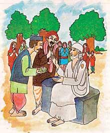 సాయి రూపం జ్ఞాన దీపం
