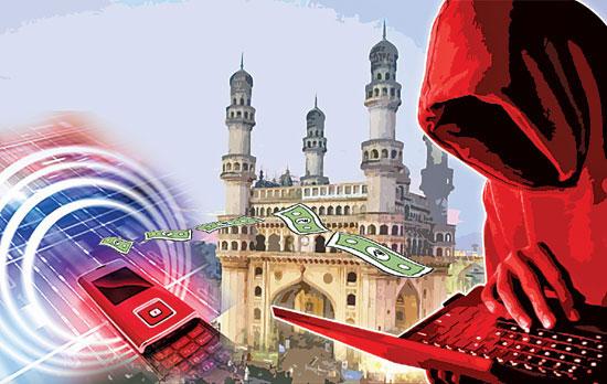 రూట్ కాలింగ్ అడ్డా.. హైదరాబాద్