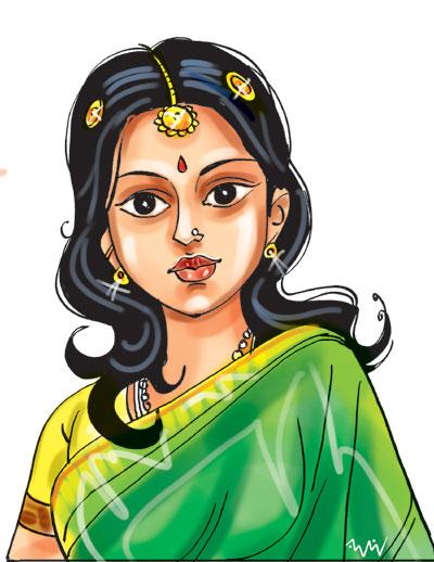 ఆదాయం, ఆదర్శం.. ఆమె