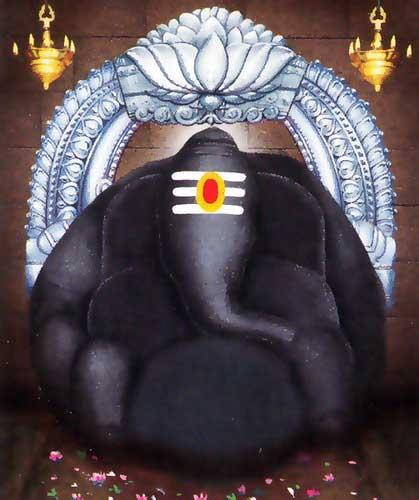 కాణిపాకం-వినాయకుడు