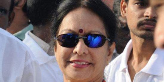 చిదంబరం సతీమణిపై సీబీఐ ఛార్జ్షీట్
